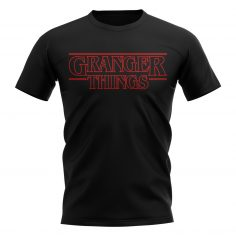 Granger Things T-Shirt – (Black)