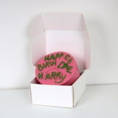 Birthday Cake Ornament