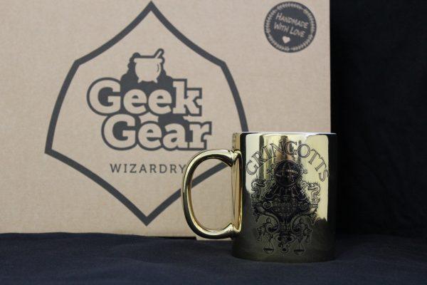 Licensed Magical Bank Mug