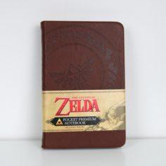 Licensed Zelda Notebook
