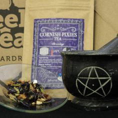 Monthly Tea Collection - Cornish Pixies - Blueberry Blossom