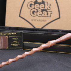 Unique Wands™ Exclusive Byssus Torta Wand + Box