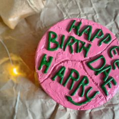 Birthday Cake Ornament