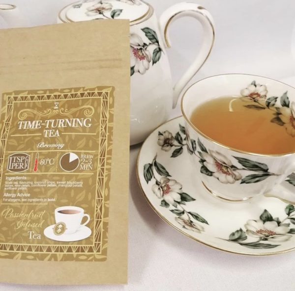 Exclusive Time-Turning Tea - Passionfruit