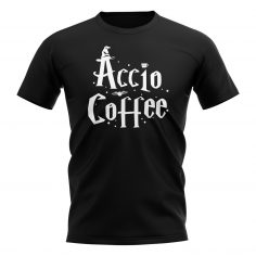 Accio Coffee – T-Shirt (Black)