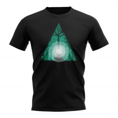 Wizardry Forest T-Shirt (Black)