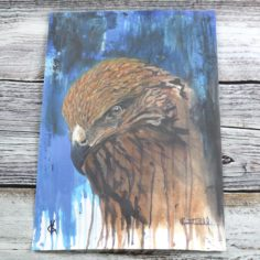 Kevin Cantwell Limited Edition House Pride Print – Eagle