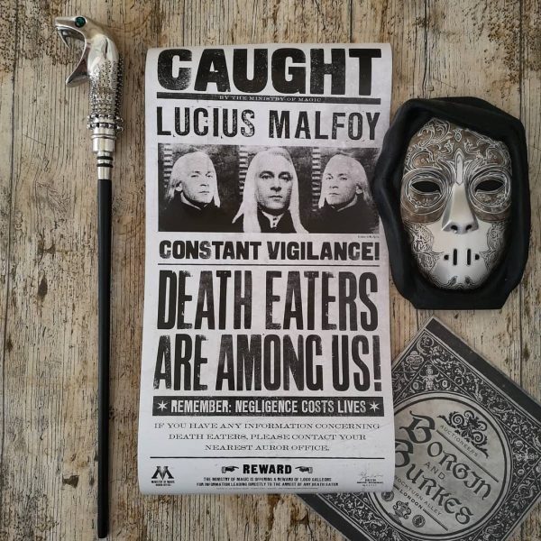 Licensed & Exclusive Malfoy Poster