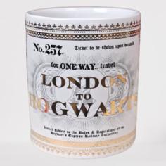 Exclusive Hogwarts Express Foil Mug