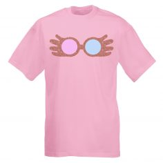 Luna Glasses T-Shirt (Pink)