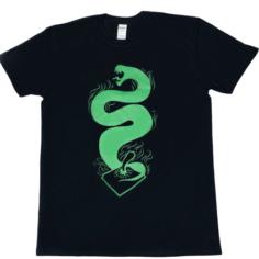 Defeating Dark Magic T-Shirt (Black)