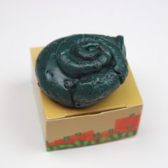 Exclusive Snail Throwing Stone
