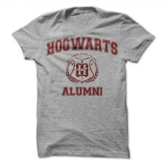 School Alumni T-Shirt (Grey)