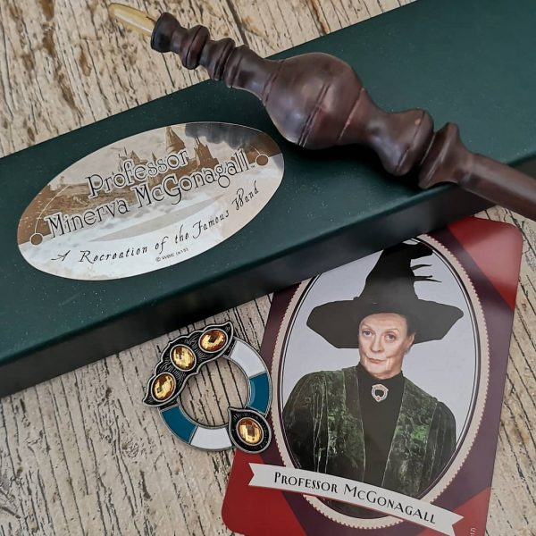 McGonagall's Broach Pin