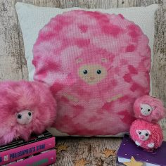 Pygmy Puff Cushion Cover