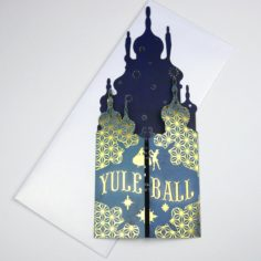 Yule Ball Invitation