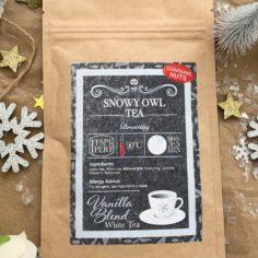 Exclusive Snowy Owl Tea – Vanilla Blend