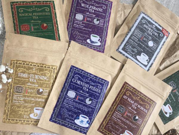 Magical Tea Mystery Box (4 Teas)