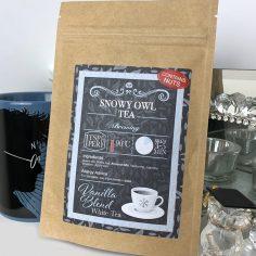 Exclusive Snowy Owl Tea - Vanilla Blend