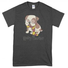 Hairy Pawtter T-Shirt (Black)