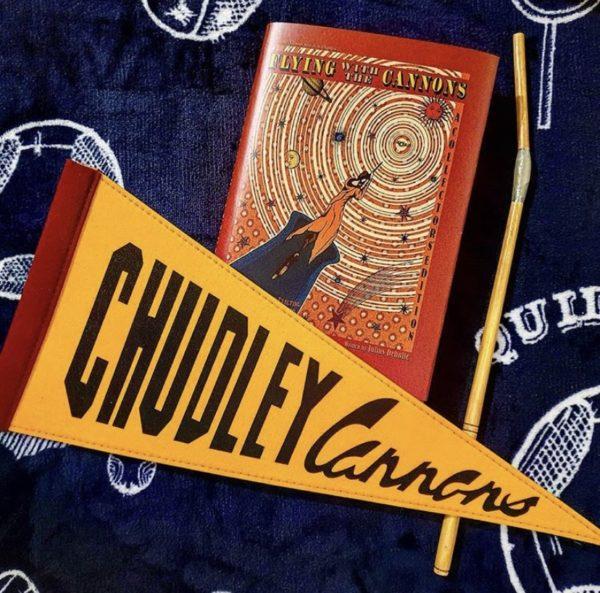 Chudley Cannons Flag
