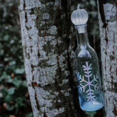 Yule Ball Bottle