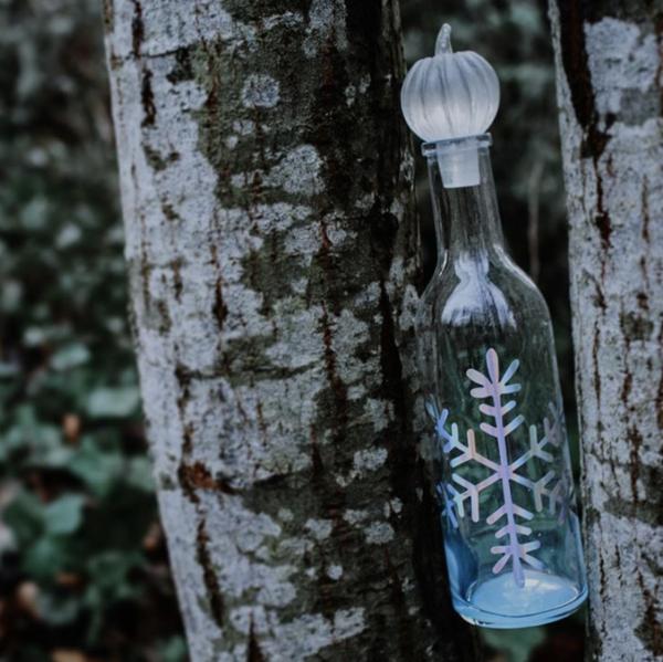 Yule Ball Bottle