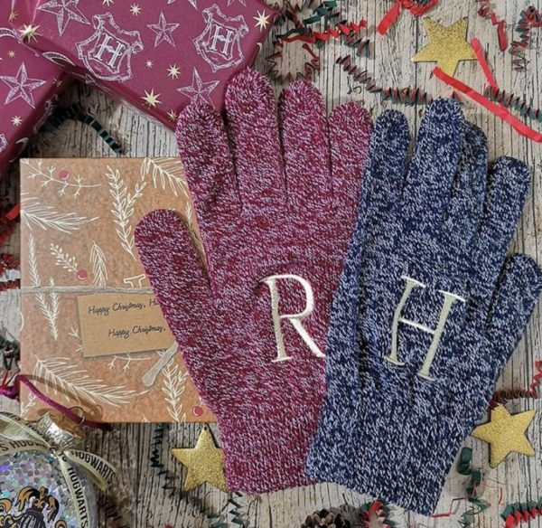 H&R Festive Gloves