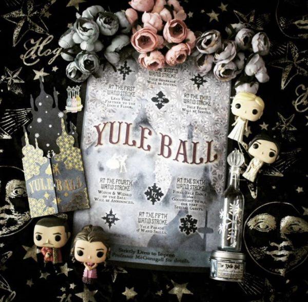 Yule Ball Poster