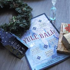 Yule Ball Poster