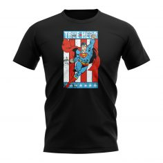 Superhero T-Shirt (Black)