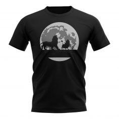 Lion King T-Shirt (Black)