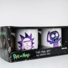 Rick and Morty Licensed Mug Set