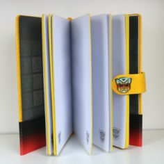 Licensed Premium Transformers – Bumblebee A5 Notebook