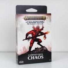 WarHammer Chaos Deck