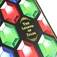 Licensed and Exclusive Jewel Zelda Print