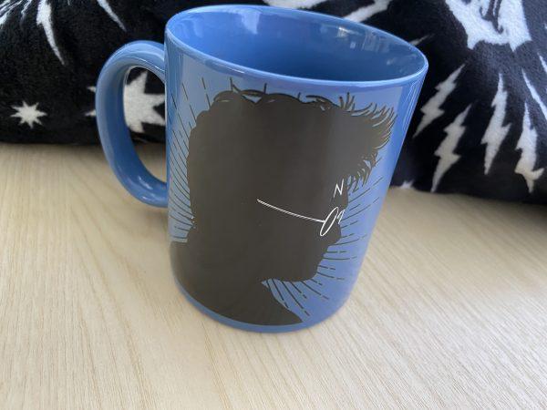 Licensed Harry Potter Heat Changing Mug