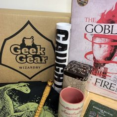 October 2019 Wizardry Box