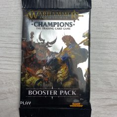 WarHammer Booster Pack