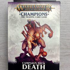 WarHammer Death Deck