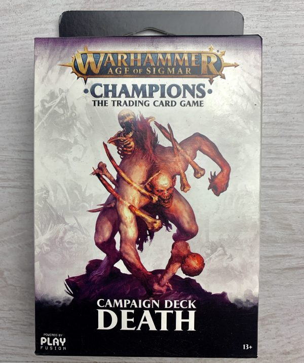WarHammer Death Deck
