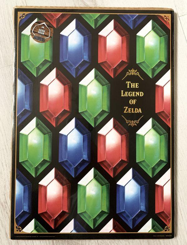 Jewel Zelda Print