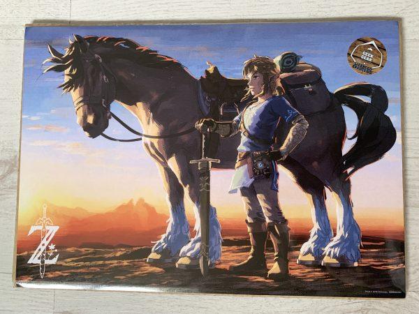 Licensed and Exclusive Zelda Print