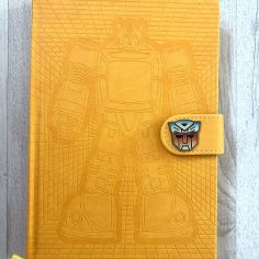 Licensed Premium Transformers Bumblebee A5 Notebook