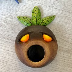Deku Mask Replica from The Legend of Zelda - Majora's Mask