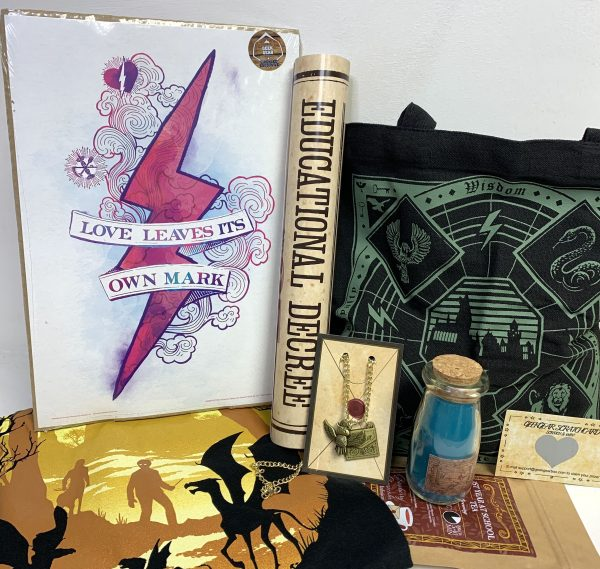 September 2019 Wizardry Box