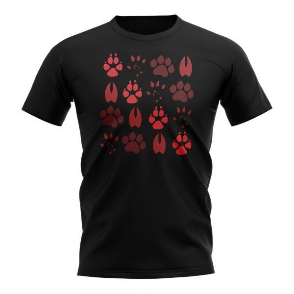 Marauders Footprints T-Shirt