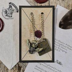 Acceptance Letter Necklace