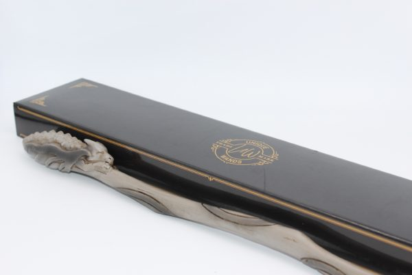 Unique Wands™ Exclusive Draco Dormiens Wand + Box