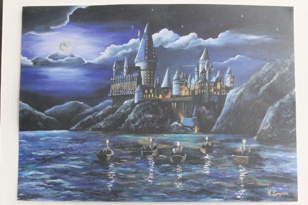 Exclusive Castle Print